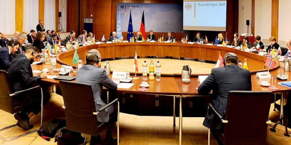 مؤتمر برلين: المشاركون يتعهدون بعدم التدخل في الشؤون الداخلية الليبية