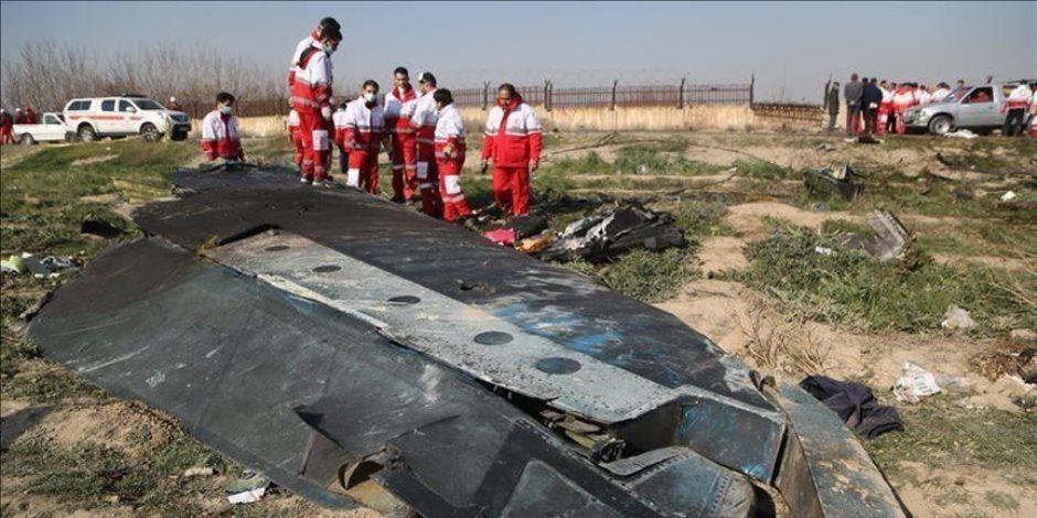 إيران تتراجع عن تسليم الصندوق الأسود للطائرة الأوكرانية المنكوبة