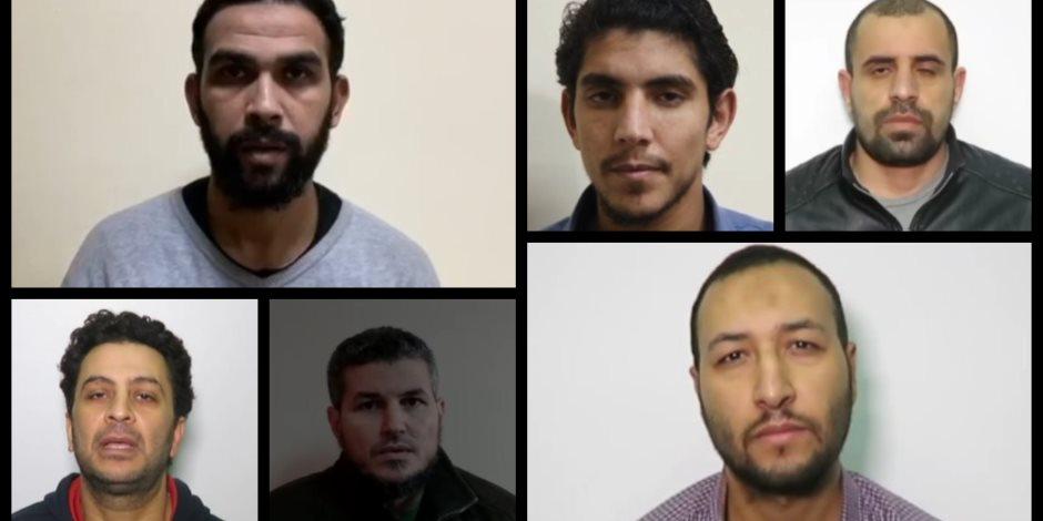 ننشر اعترافات العناصر الإرهابية في مخطط الإخوان لاستهداف مصر في ذكرى 25 يناير (فيديو)
