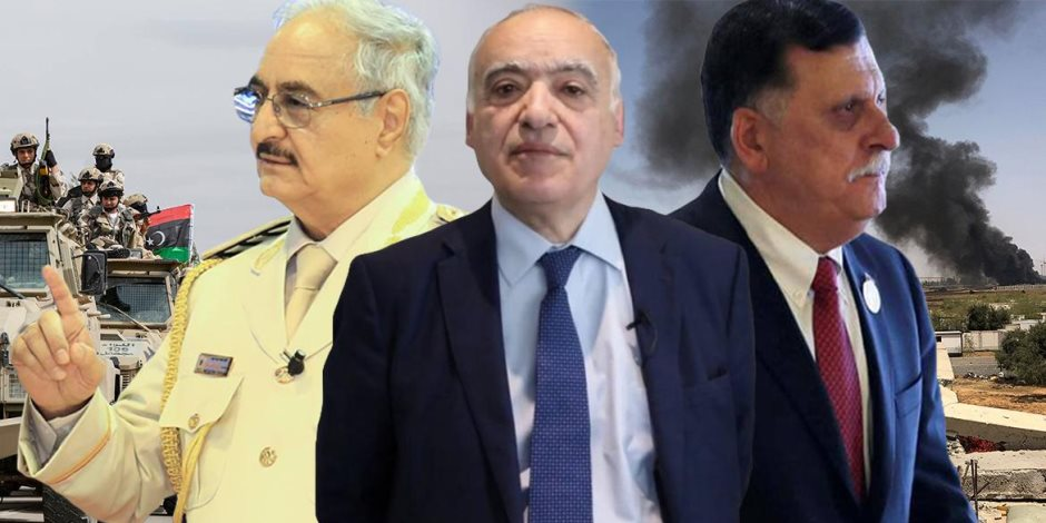 الحل نهاية يناير.. جنيف تستضيف اجتماعات الأطراف الليبية لحل الأزمة
