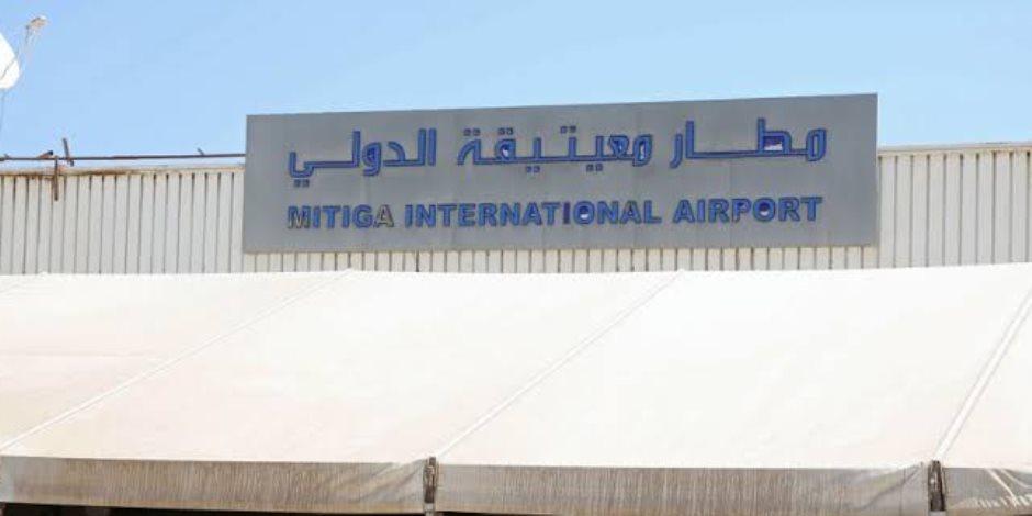 خطوط إمداد تركيا لحكومة الإخوان في ليبيا.. «معيتيقة» كلمة السر