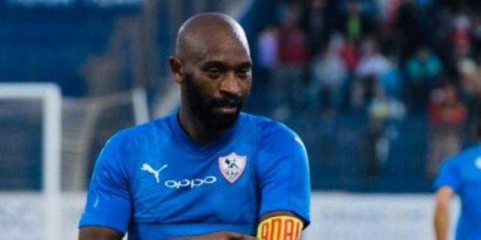 «شيكابالا» ليس معاقب.. وهذا سبب استبعاده عن مباراة تونجيث السنغالي