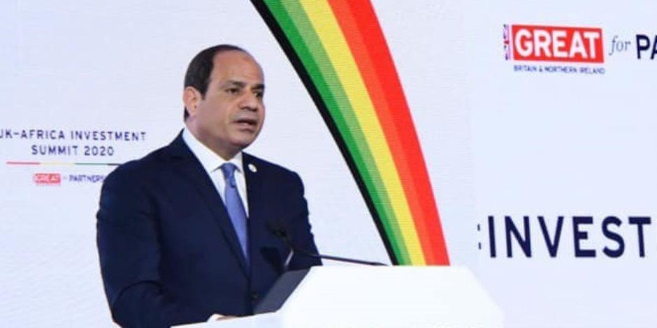 لجهوده في صنع السلام بإفريقيا.. ألمانيا تمنح الرئيس السيسي وسام «سانت جورج»