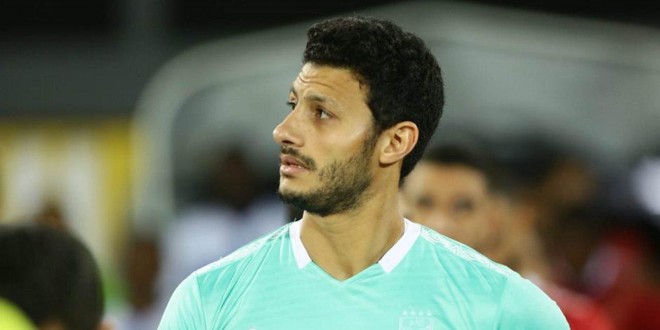 محمد الشناوي: أجريت أكثر من 15 مسحة كورونا