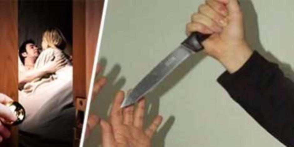 «غرام الأفاعي».. رحلة العشق الحرام تنتهي بجريمة قتل بعد خلاف على توزيع المسروقات