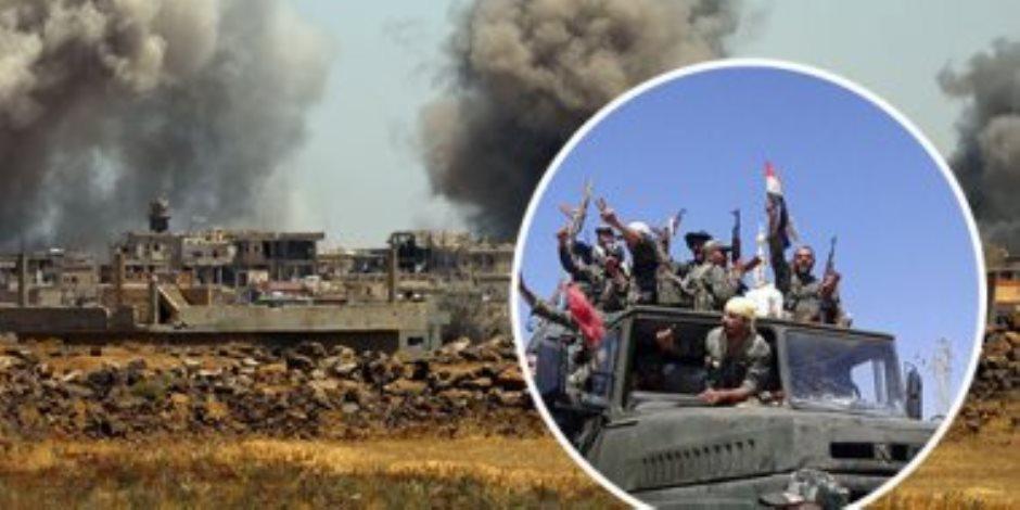 الهدف وضع حد لجرائم المتطرفين.. الجيش السوري يطهر إدلب من الإرهابيين