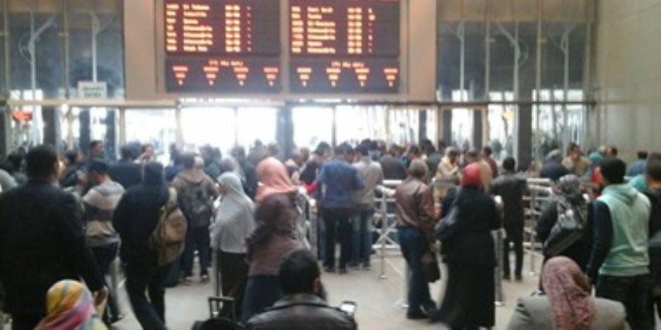 السكة الحديد تبدأ اليوم طرح تذاكر القطارات الإضافية للعيد.. التفاصيل الكاملة