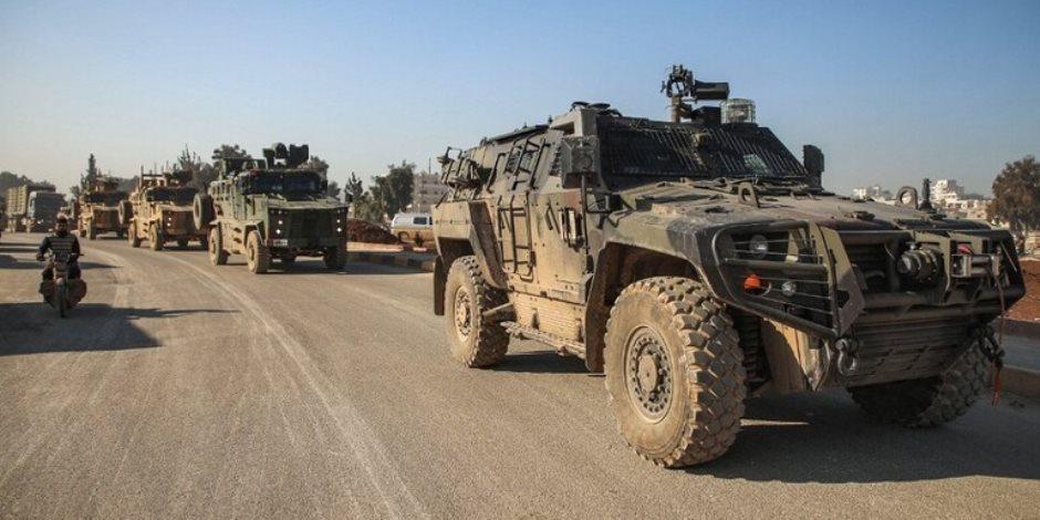 أردوغان يدفع ثمن تهوره.. مقتل 4 جنود أتراك في قصف للجيش السوري