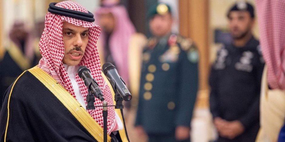 وزير الخارجية السعودي: نؤيد التطبيع الكامل مع إسرائيل