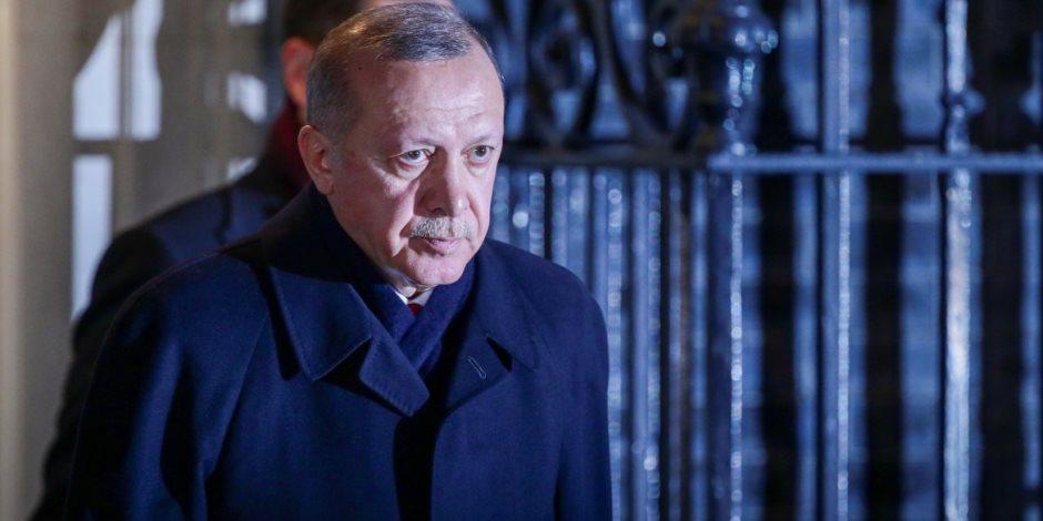 أردوغان في الدوحة.. زيارة لدعم الفوضى والإرهاب واستنزاف الاقتصاد القطري