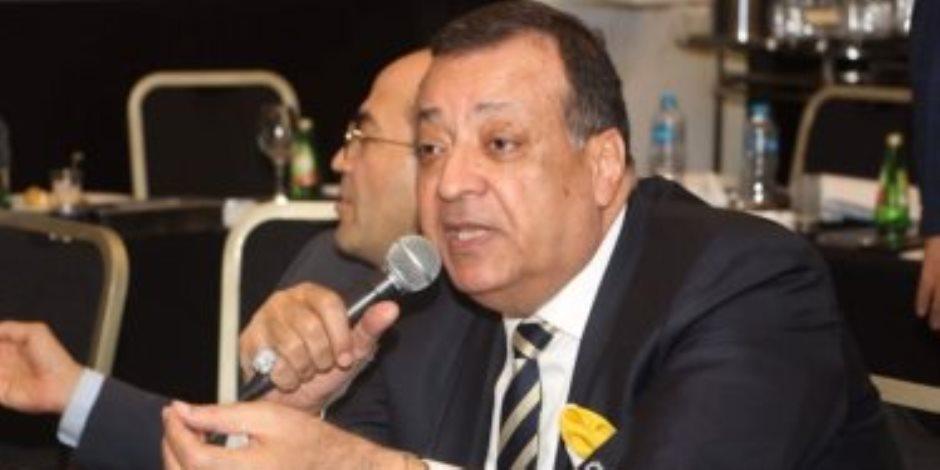 عضو اتحاد المستثمرين يطالب بتوحيد سعر الغاز المورد للمصانع لعدم التلاعب