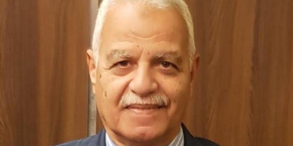 اللواء محمد إبراهيم: خطة السلام الفلسطينية قد تحرك المياه الراكدة وتكون إحدى المرجعيات لاستئناف المفاوضات مع إسرائيل