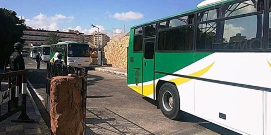 """إجلاء 617 شخصاً من الحجر الصحى بمطروح بعد تأكد خلوهم من """"كورونا"""""""