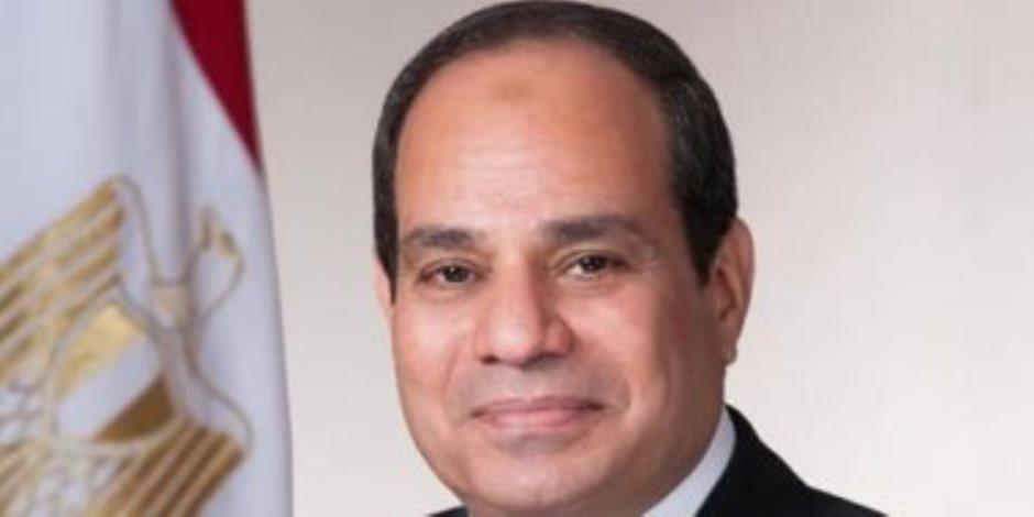 اليوم.. السيسي: انطلاق مجلس الأعمال المصري البيلاروسى بالعاصمة الإدارية الجديدة