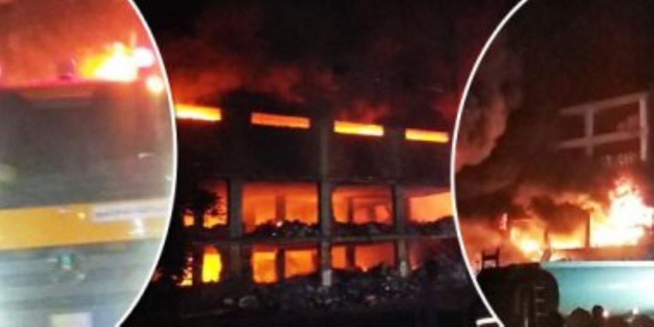حرائق منازل «الحامول».. الجن بريء وتلميذة وراء إشعال النيران