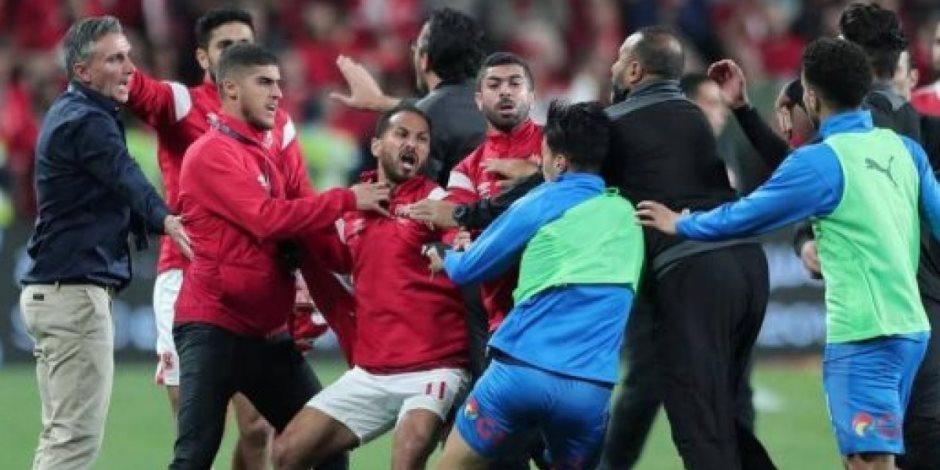 عقوبات السوبر المصري.. زلزال يهدد الموسم الكروي