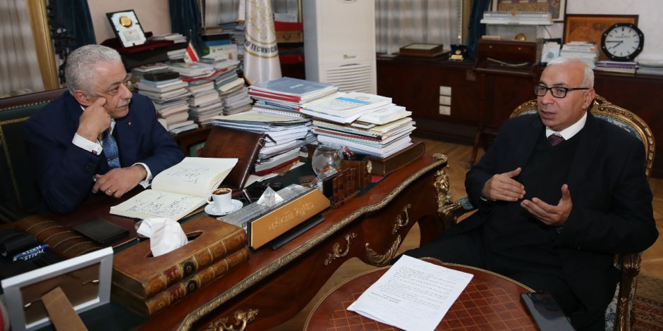 وزير التربية والتعليم: البنك الدولي أشاد بتجربة تطوير التعليم في مصر واعتبرها من أنجح التجارب في العالم