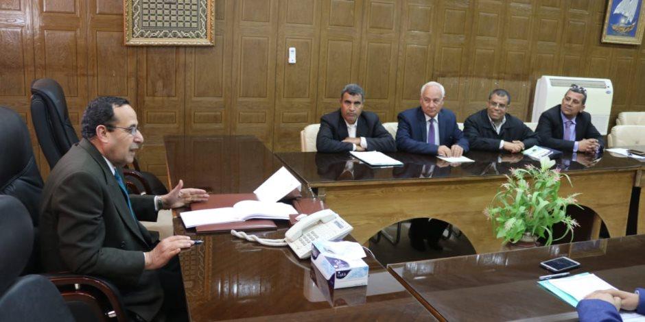 تفاصيل إنشاء صندوق لدعم الأنشطة التعليمية في شمال سيناء (صور)