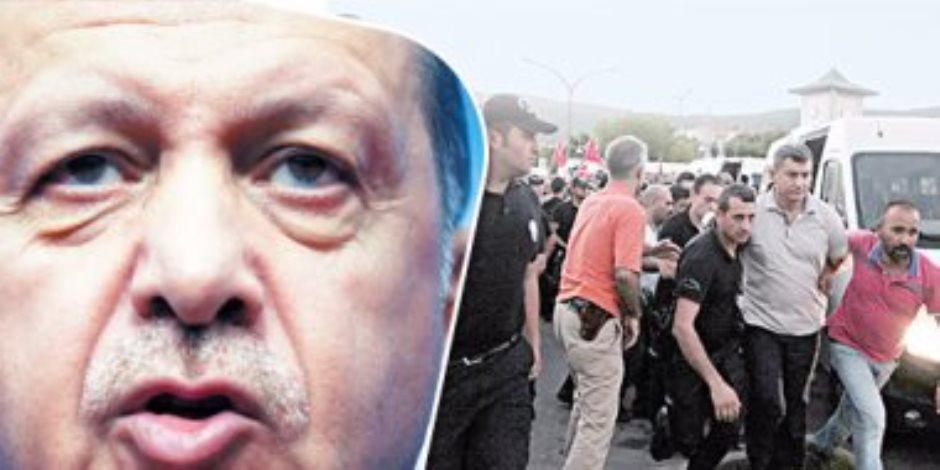 شركات أنقرة تعلن الإفلاس.. وأردوغان يواصل سياسة البذخ