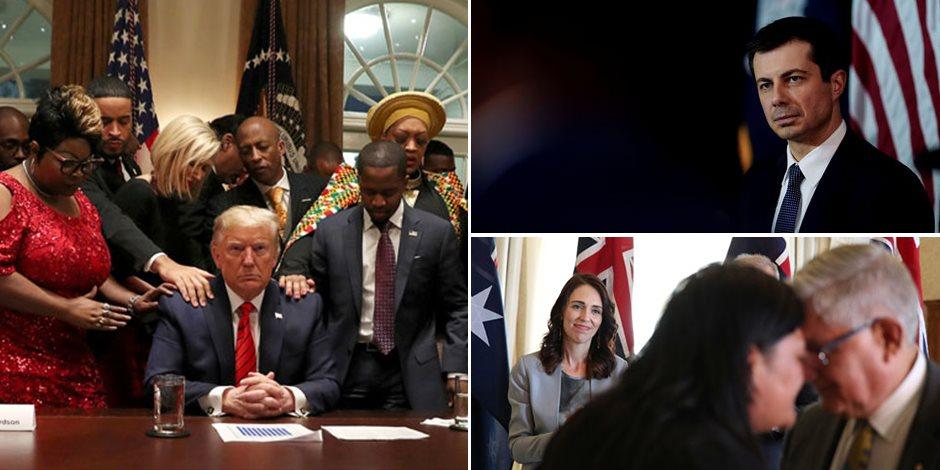 جولة في صحف العالم.. ترامب يجتمع بقيادات أمريكية من ذوى أصول أفريقية