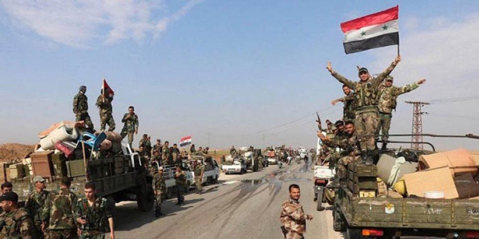 مقتل 327 مسلحا في عملية عسكرية للجيش السوري بمشاركة روسيا