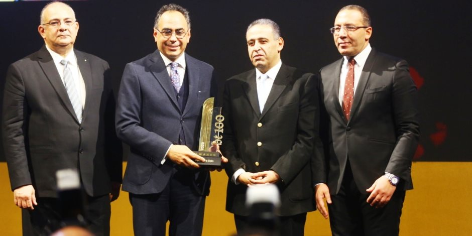 احتفالية bt100.. تكريم الدكتور هاني سري الدين ضمن الأكثر تأثيراً فى الاقتصاد المصرى