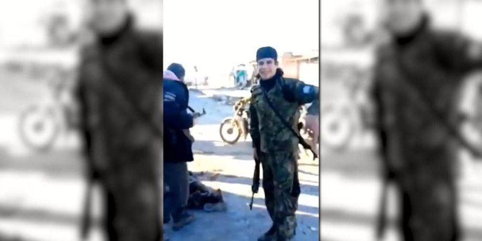 دواعش يقاتلون في صفوف الجيش التركي بسوريا.. مقاطع جديدة تفضح أردوغان