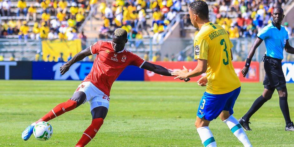 """""""إفريقيا بتتكلم عربي"""" في نصف نهائي دوري أبطال إفريقيا"""