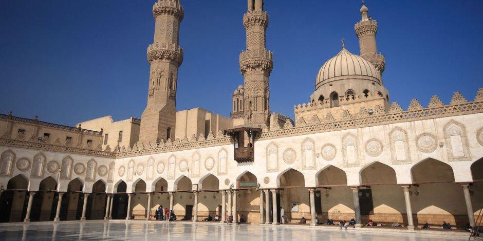 شروط نقل صلاة التروايح والتهجد من الجامع الأزهر