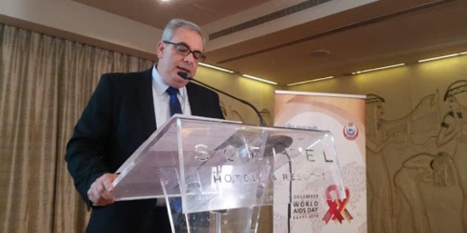 ممثل الصحة العالمية: بعض المصريين لا يأخذون موضع فيروس كورونا محمل الجد