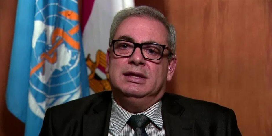 ممثل الصحة العالمية بمصر: لا يوجد مسئول يستطيع أن يخفى معلومة عن المصابين بكورونا