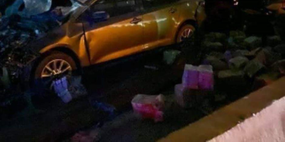 مصرع 17 شخصا وإصابة 15 آخرين.. الحصيلة النهائية لحادث الدائرى الإقليمي
