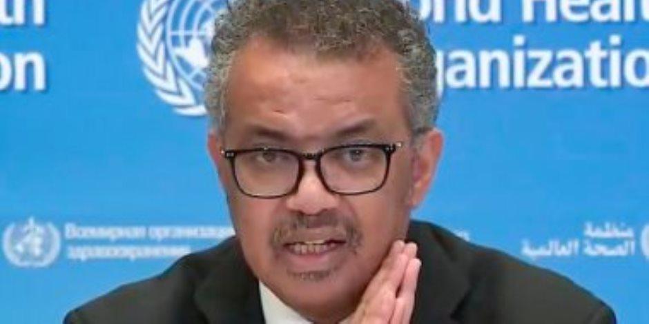 الصحة العالمية: مصر تمتلك فرصا حاسمة للسيطرة بشكل فعال على تفشي كورونا