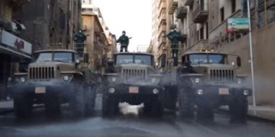 """البرلمان لخير أجناد الأرض:  شكرا """" للحصن والسند """" علي حمايتكم لمصر"""