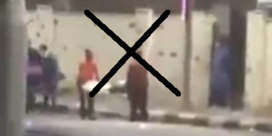 """""""لا علاقه له بواقعة السيارة نصف النقل"""".. مصدر أمني يوضح حقيقة فيديو نقل مصابة بغيبوبة سكر وقت الحظر"""