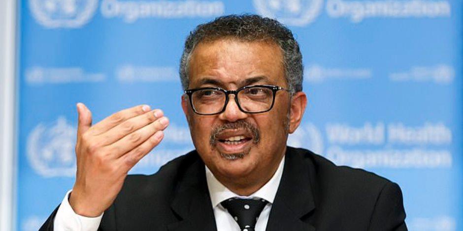 بعد مدحه السيسي.. الإخوان وقنواتهم يفتحون النار على مدير منظمة الصحة العالمية