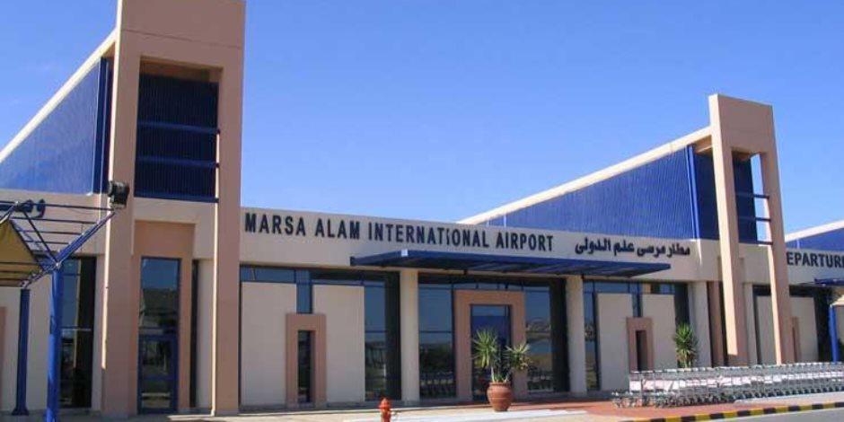 ويستمر وصول العالقين .. مطار مرسي علم يستقبل رحلات من فرنسا وألمانيا علي متنها 202 فرد