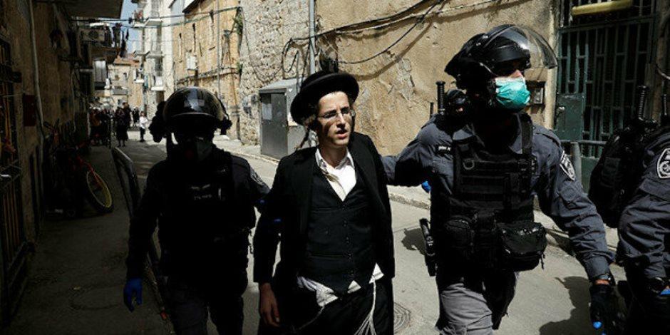 أرقام مرعبة للإصابة بكورونا في إسرائيل