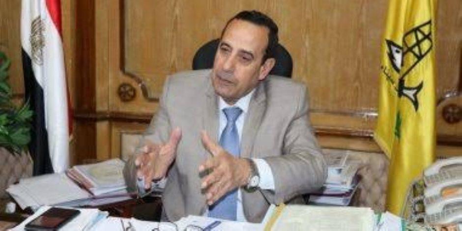 محافظ شمال سيناء: طلاب أولى ثانوي أدوا الامتحان التجريبي اليوم دون شكاوى (صور)