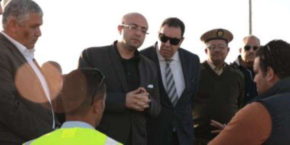 عزل ألف أسرة ببنى سويف بسبب كورونا.. وغلق مصنع بعد ظهور إصابة