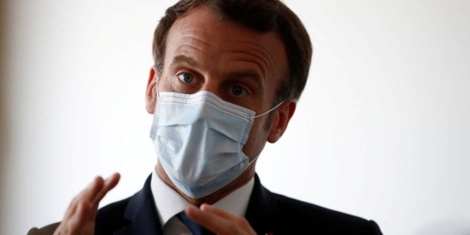 ماكرون يطالب الدول الإسلامية بعدم مقاطعة المنتجات الفرنسية