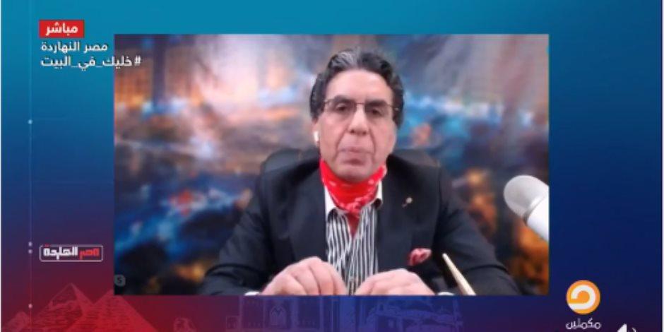 «محمد ناصر» النبطشي.. فاشل احتضنته قنوات الإخوان