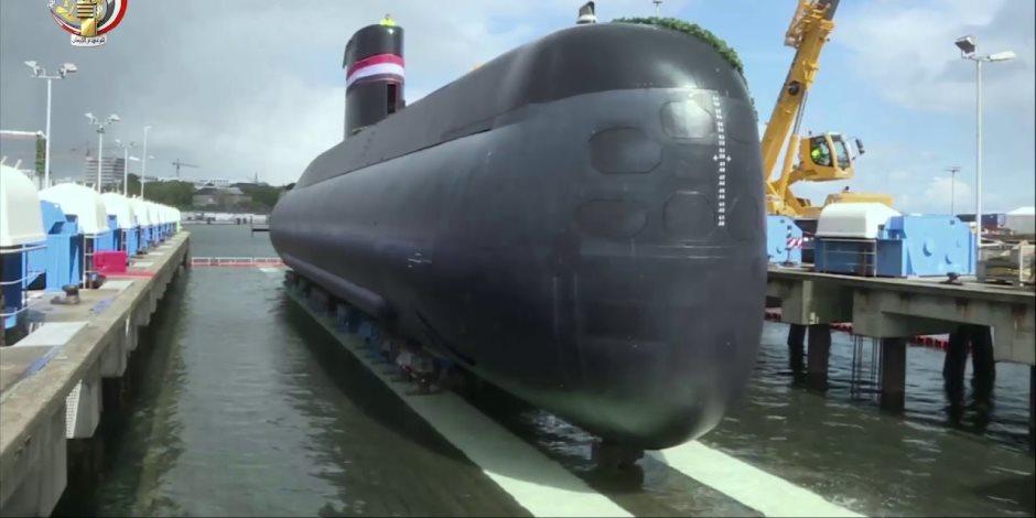 المتحدث العسكرى: الغواصة ((S43 تغادر ألمانيا باتجاه مصر لتنضم للقوات البحرية