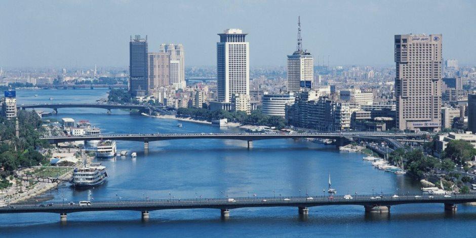 الأرصاد تتوقع طقسا حارا اليوم على القاهرة والوجه البحرى والعظمى بالعاصمة 34