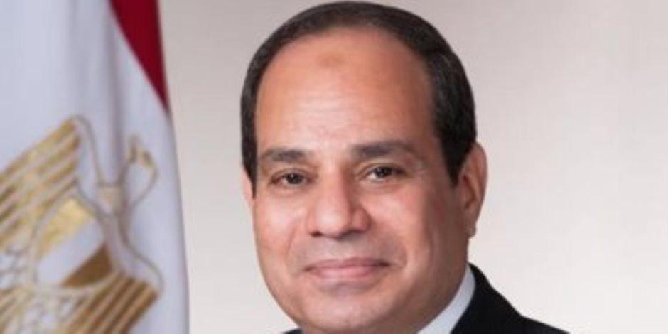 الرئيس السيسى يهنئ الجالية المصرية بالخارج بمناسبة حلول شهر رمضان