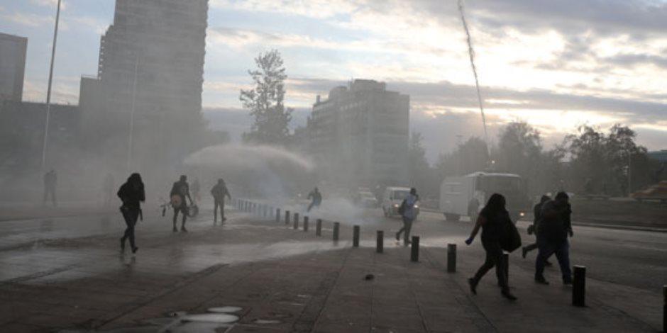 احتجاجات في تشيلي وعنف في طرابلس.. ماذا يحدث في العالم هذا الصباح؟