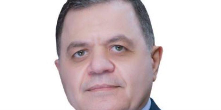 وزير الداخلية يبعث برقية تهنئة إلي السيسي بمناسبة العام الهجري