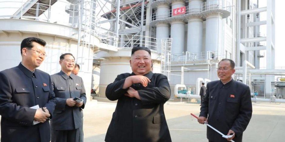 أول ظهور لزعيم كوريا الشمالية منذ 3 أسابيع