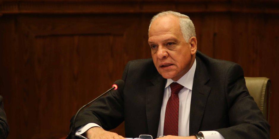 محافظة الجبزة تزيل 23 شادرا لعرض وبيع الأغنام والماشية الحية بالأحياء والمراكز