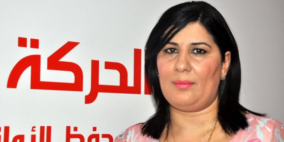 منظمة حقوقية تطالب الحكومة التونسية بحماية النائبة عبير موسى بعد تهديدات الاخوان بقتلها  